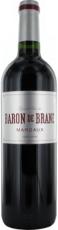 Baron De Brane, AOC Margaux – 2. Wein Des Château Brane Cantenac