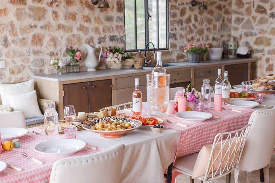 Sommerliche Speisen zu erfrischendem Rosé – Ruli Vins